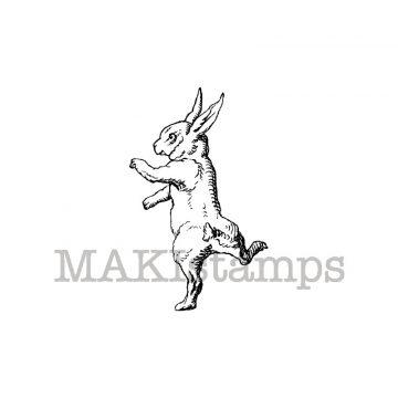 Craft rubber art stamp MAKIstamps