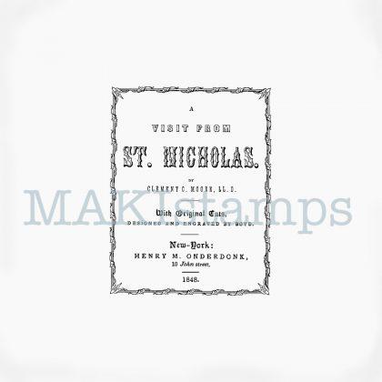 Stempel Nikolaus