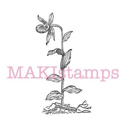 Blume Stempel