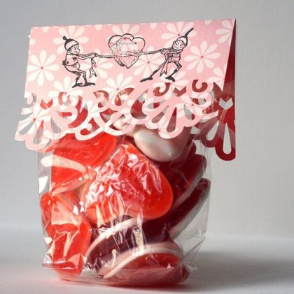 Valentinsstempel