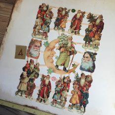 Cpaper scraps victorian style