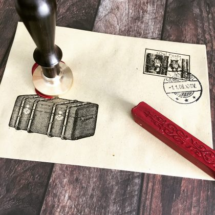 rubber stamps MAKIstamps