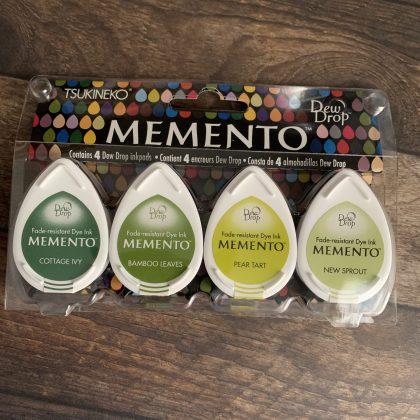 Memento Dew Drop MAKIstamps