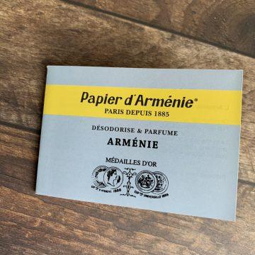 Papier d'Arménie MAKIstamps