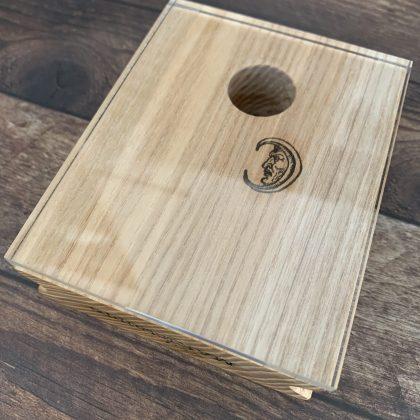 Holzblock Esche MAKIblock zum Stempeln