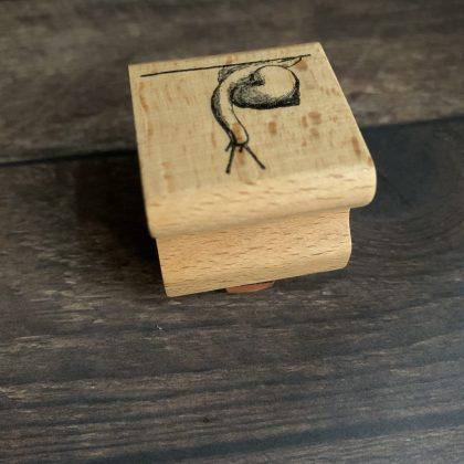 MAKIstamps Stempel Motivstempel Holzstempel