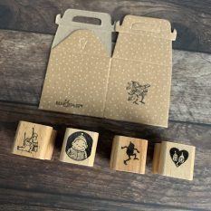 MINI stamps gift set MAKIstamps