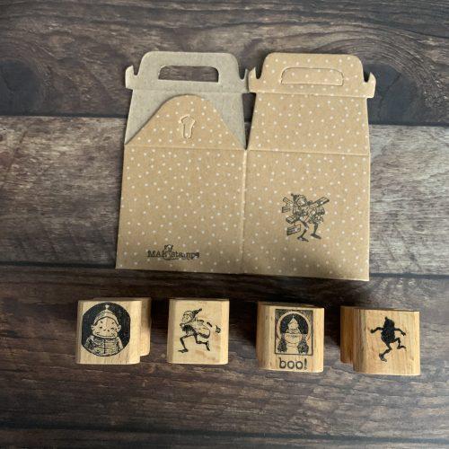 MINI Stempel Set MAKIstamps Geschenkset
