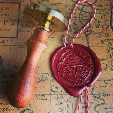 wax seal stamp MAKIstamps