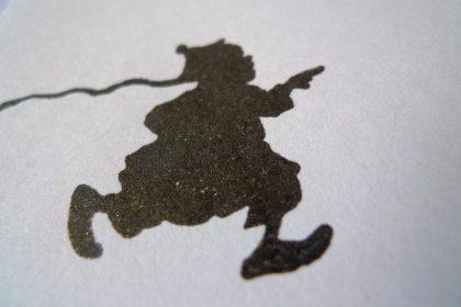 Ink pad TSUKINEKO Brilliance Lightning Black MAKIstamps