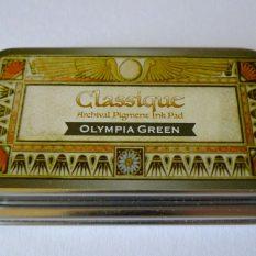 inkpad green