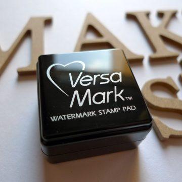 Watermark ink pad makistamps Versa Mark