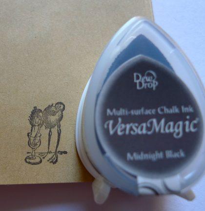 inkpad Versa Magic Midnight Black