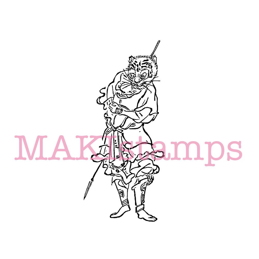 astrologie stempel set japanische samurai sternzeichen tierkreiszeichen 170300 makistamps. Black Bedroom Furniture Sets. Home Design Ideas