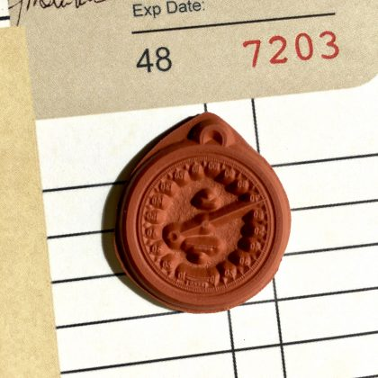 MAKIstamps steam punk rubber stamp