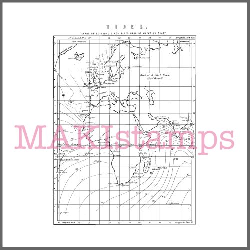 background stamp MAKIstamps