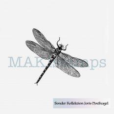 Libellen Stempel MAKIstamps