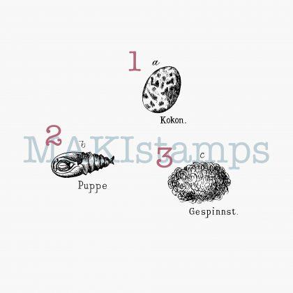 Mini Stempel MAKIstamps