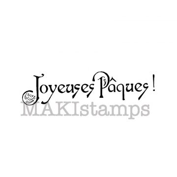 Tampon Paques makistamps