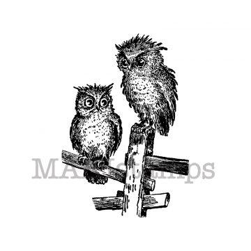 animal craft stamp makistamps