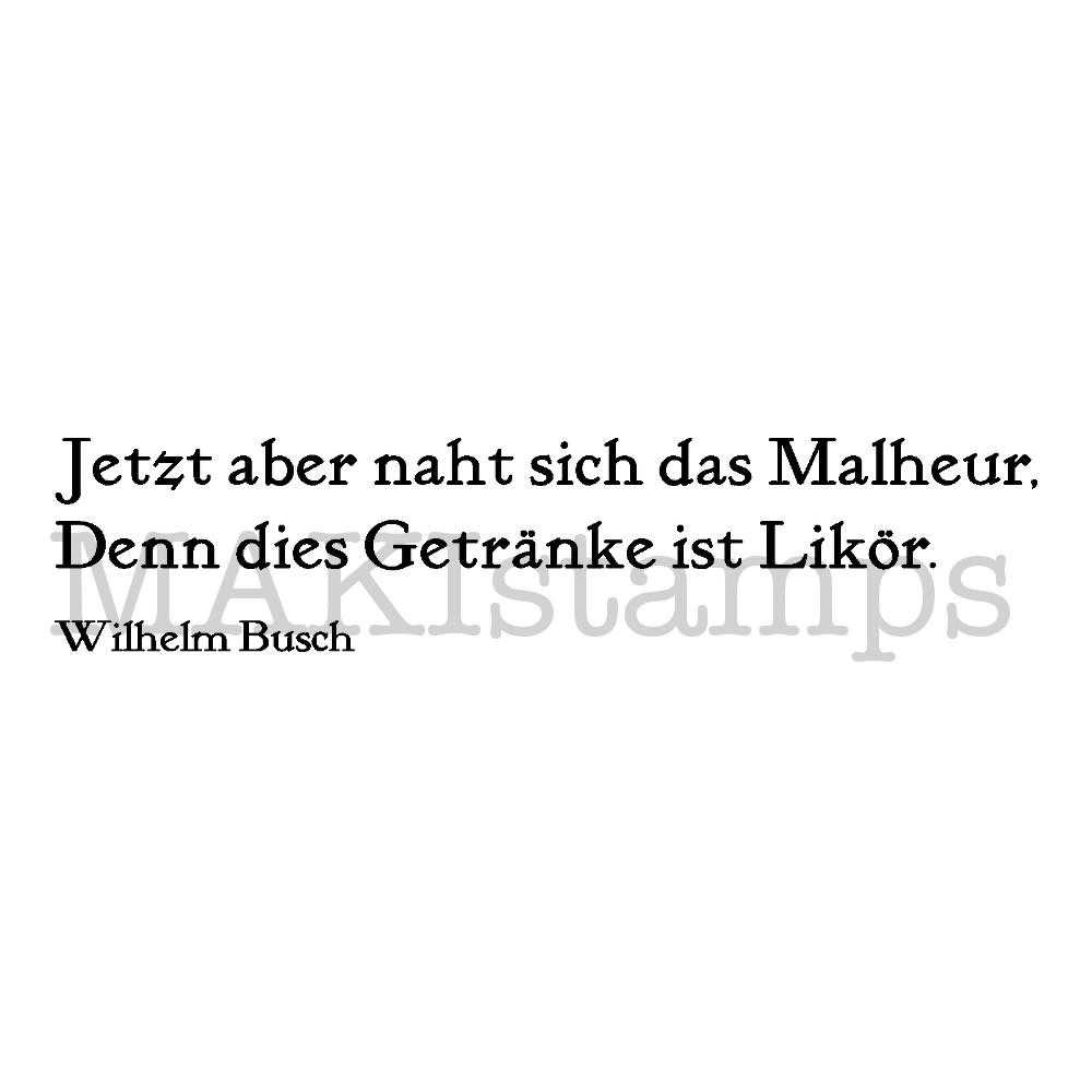 Wilhelm Busch text