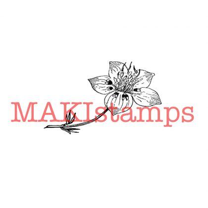 Stempel Blume Blüte