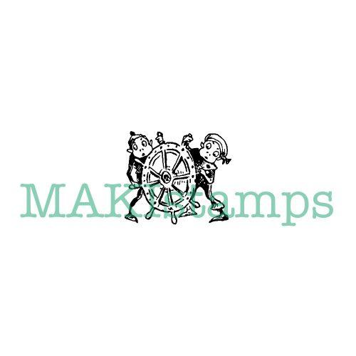 marine rubber stamp