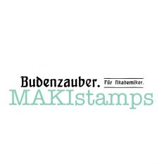 german text rubber stamp for academics