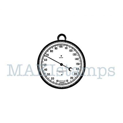 rubber stamp barometer MAKIstamps