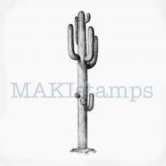 bullet journal Stempel Kaktus MAKIstamps
